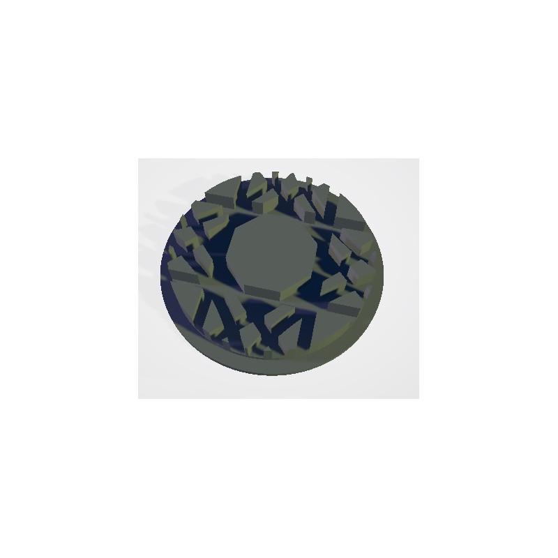 Elektrický skateboard 1200 W 40 km/h